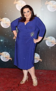 Lisa Riley Strictly Come Dancing | Panache
