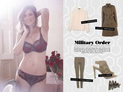 Fashion Friday - Military