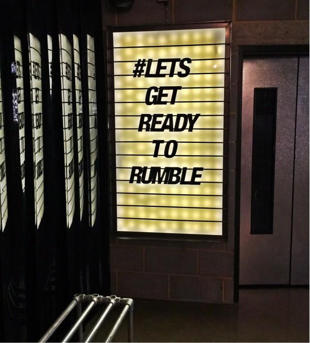Class pass rumble